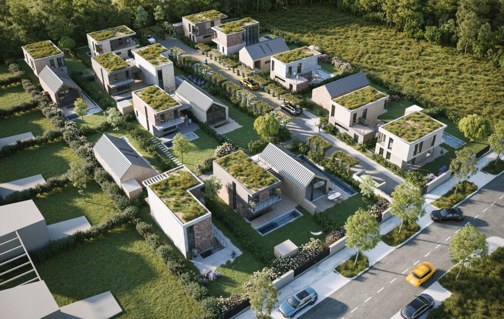 Kleingartensiedlung